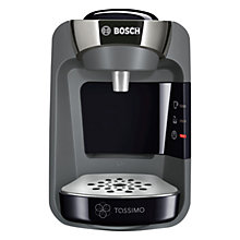 Buy Tassimo Suny Coffee Machine by Bosch, Midnight Black Online at johnlewis.com