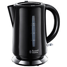 Buy Russell Hobbs 19980 Easy Kettle, Black Online at johnlewis.com