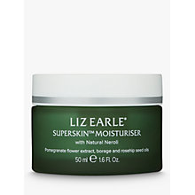 Buy Liz Earle Superskin™ Moisturiser with Natural Neroli Scent, 50ml Online at johnlewis.com