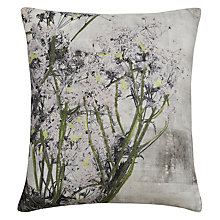Buy Natalie Ratcliffe for John Lewis Blossom Cushion Online at johnlewis.com