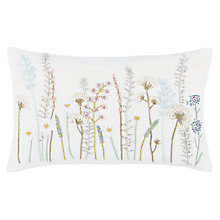 Buy John Lewis Wildflower Cushion Online at johnlewis.com
