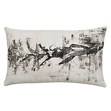 Buy Natalie Ratcliffe for John Lewis Woodland Cushion Online at johnlewis.com