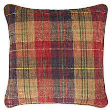 Buy Mulberry Home Clan Chenille Cushion Online at johnlewis.com