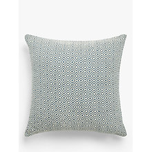 Buy John Lewis Diamonds Cushion Online at johnlewis.com