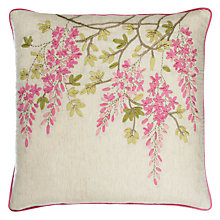Buy John Lewis Wisteria Cushion Online at johnlewis.com