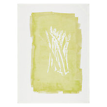 Buy John Lewis Croft Collection Asparagus Tea Towel Online at johnlewis.com