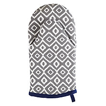 Buy John Lewis Nazca Oven Mitt Online at johnlewis.com