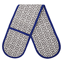 Buy John Lewis Nazca Double Oven Glove Online at johnlewis.com