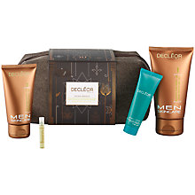 Buy Decléor Men's Skincare Programme Gift Set Online at johnlewis.com