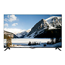 "Buy LG 42UB820V LED 4K Ultra HD Smart TV, 42"" with Freeview HD Online at johnlewis.com"
