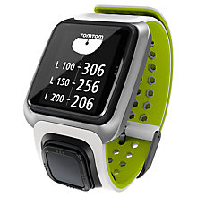 Buy TomTom Golfer GPS Watch Online at johnlewis.com