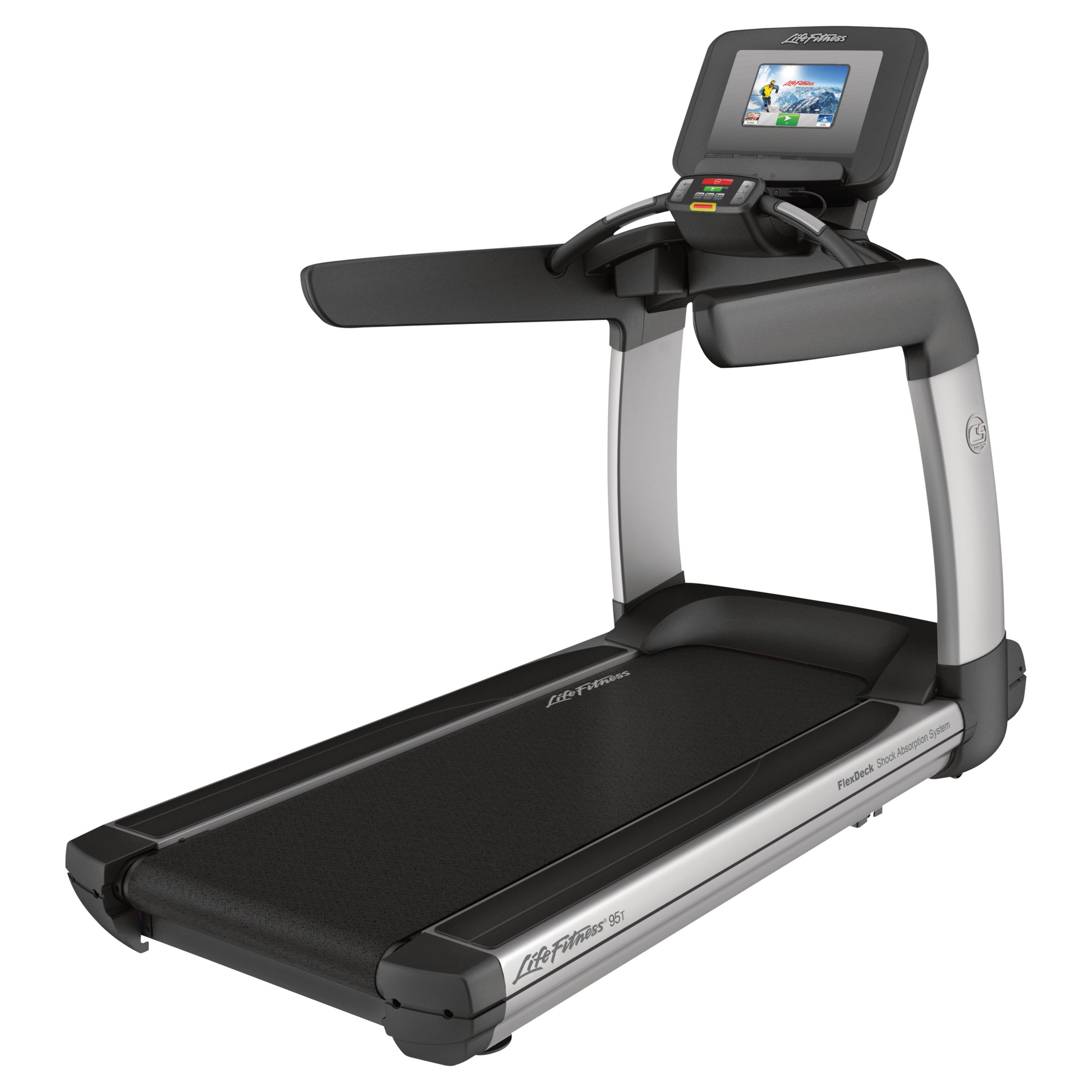 Life Fitness Life Fitness Platinum Club Series Treadmill with Discover SI Tablet Console
