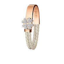 Buy Folli Follie Bonding Rose Bracelet Online at johnlewis.com