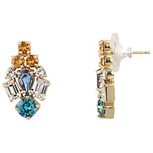 Buy Cabinet Swarovski Crystal Paradisia Drop Earrings Online at johnlewis.com