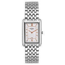Buy Rotary Lb02685/02 Women's Madison Silver Bracelet Watch Online at johnlewis.com
