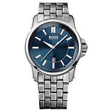 Buy BOSS Men's Original Analogue Stainless Steel Watch Online at johnlewis.com