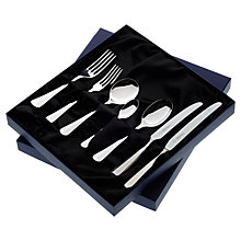 Buy Arthur Price Rattail Cutlery Place Setting, 7 Piece Online at johnlewis.com