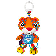 Buy Lamaze Play and Grow Purring Percival Travel Toy Online at johnlewis.com