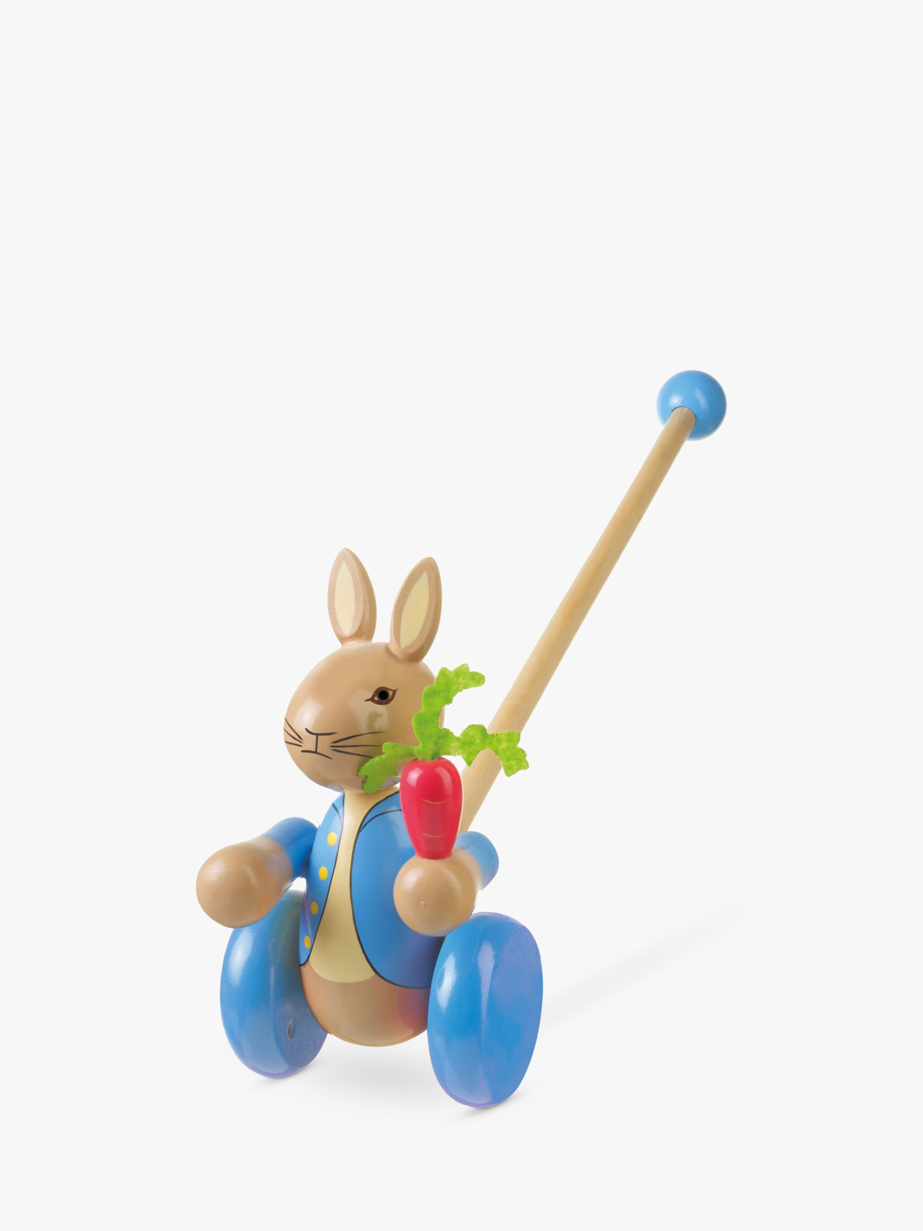 Orange Tree Peter Rabbit Push-Along Toy
