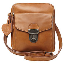 Buy White Stuff Patricia Bag, Tan Online at johnlewis.com