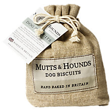 Buy Mutts & Hounds Dog Biscuits Online at johnlewis.com