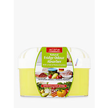 Buy Acana Fridge Odour Absorber Online at johnlewis.com