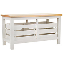 Buy Garden Trading Emsworth Storage Bench Online at johnlewis.com