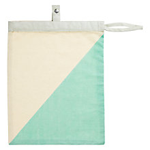 Buy House by John Lewis Peg Bag, Mint Online at johnlewis.com