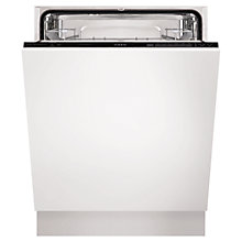 Buy AEG F55502VI0 Integrated Dishwasher Online at johnlewis.com