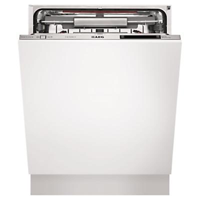 AEG F99705VI1P Fully Integrated Dishwasher