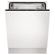 Buy AEG F34502VI0 Integrated Dishwasher Online at johnlewis.com