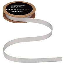 Buy John Lewis Grosgrain Ribbon, 10mm Online at johnlewis.com