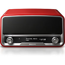 Buy Philips ORD7500 DAB/FM Bluetooth Clock Radio Online at johnlewis.com