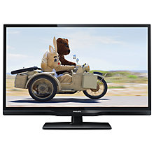 "Buy Philips 22PFH4109 LED HD 1080p TV, 22"" with Freeview Online at johnlewis.com"