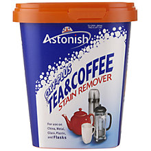 Buy Astonish Tea/ Coffee Stain Remover Online at johnlewis.com