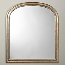 Buy John Lewis Overmantle Mirror, Champagne, 120 x 105cm Online at johnlewis.com