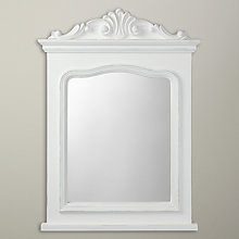 Buy John Lewis Antique Overmantle Small, White, 81.6 x 59.4cm Online at johnlewis.com