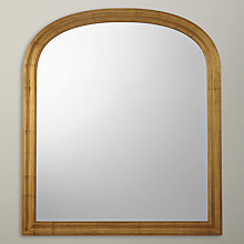 Buy John Lewis Overmantle Mirror, Gold, 120 x 105cm Online at johnlewis.com