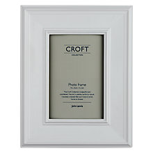 "Buy Croft Photo Frame, Grey, 4 x 6"" (10 x 15cm) Online at johnlewis.com"