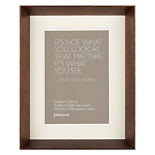 "Buy John Lewis Colour Theory Fusion Photo Frame, 5 x 7"" (13 x 18cm) Online at johnlewis.com"