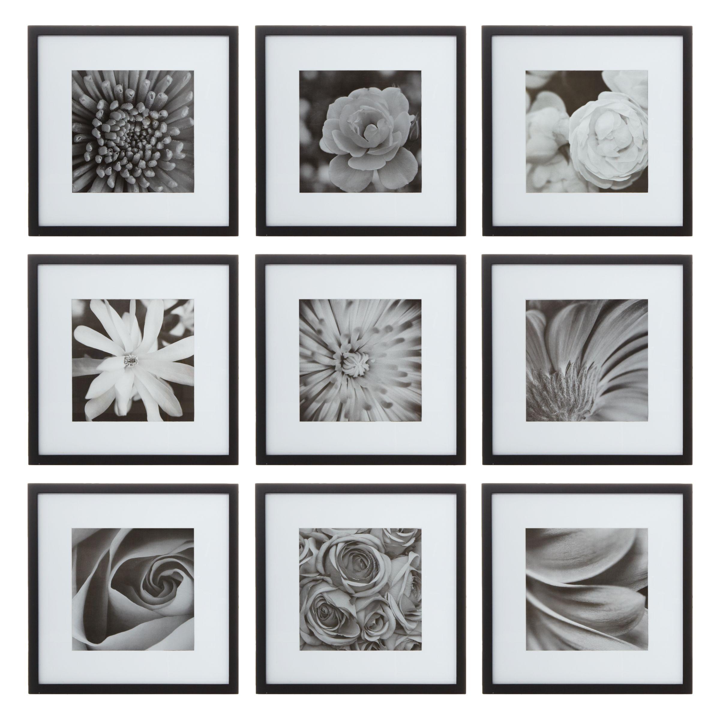 Nielsen Nielsen Gallery Perfect Multi-Aperture Piece Frame, 9 Photo
