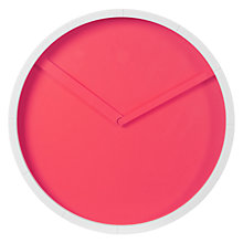Buy Lexon Glow Wall Clock Dia.24cm Online at johnlewis.com
