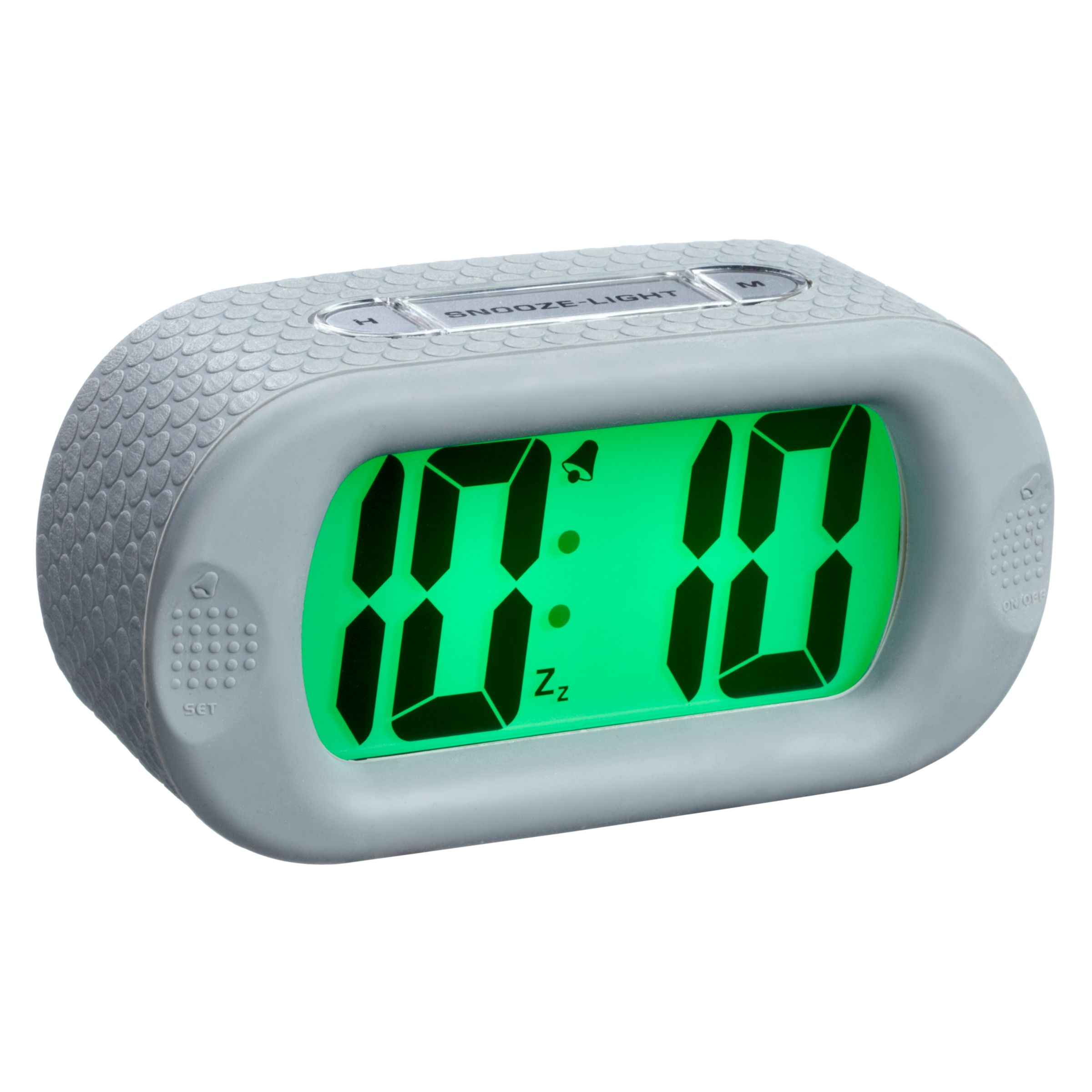 Acctim Acctim Silicone Jumbo LCD Alarm Clock