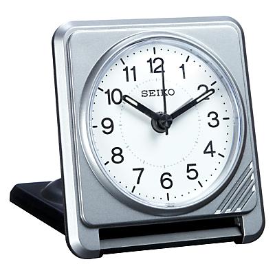 Image of Seiko Clam Travel Alarm Clock