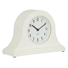 Buy John Lewis Croft Mantel Clock Online at johnlewis.com