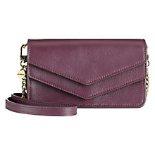 Buy Jigsaw Minnie Micro Leather Bag Online at johnlewis.com