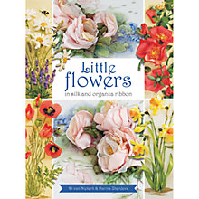 Buy Little Flowers in Silk and Organza Ribbon Online at johnlewis.com
