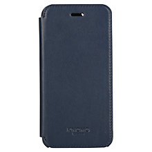 Buy Knomo Leather Folio for iPhone 6 Online at johnlewis.com