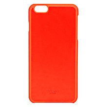 Buy Knomo Leather Snap On Case for iPhone 6 Plus Online at johnlewis.com