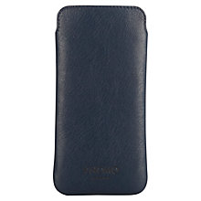 Buy Knomo Slim Leather Sleeve for iPhone 6 Online at johnlewis.com